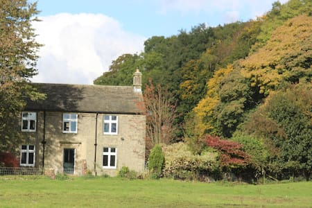 The most perfect,peaceful, Hygge farmhouse. - Derbyshire - Bed & Breakfast