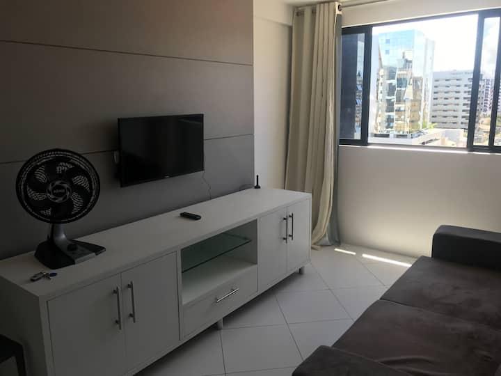 Apartamento excelente localização, na Ponta Verde.