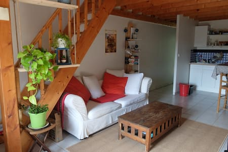 Studio duplex Petit Port/Université - Нант