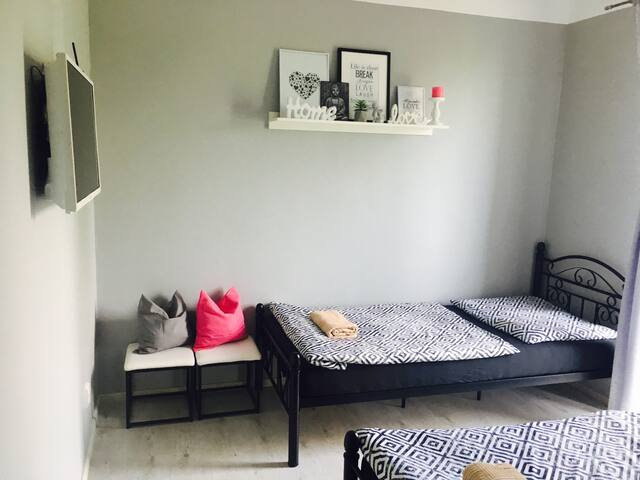 Mini Motel Kosice Budimir Romantic Twin room