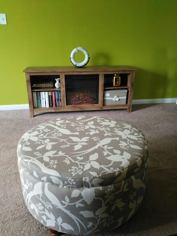 Cozy rooms near Lake Johnson & NCSU - Raleigh - Apartment