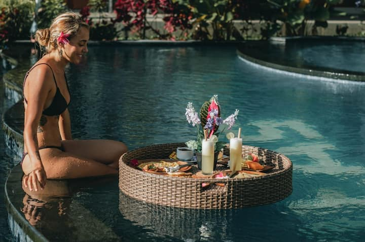 Cozy, Relax & Peaceful Boutique Hotel In Ubud Area