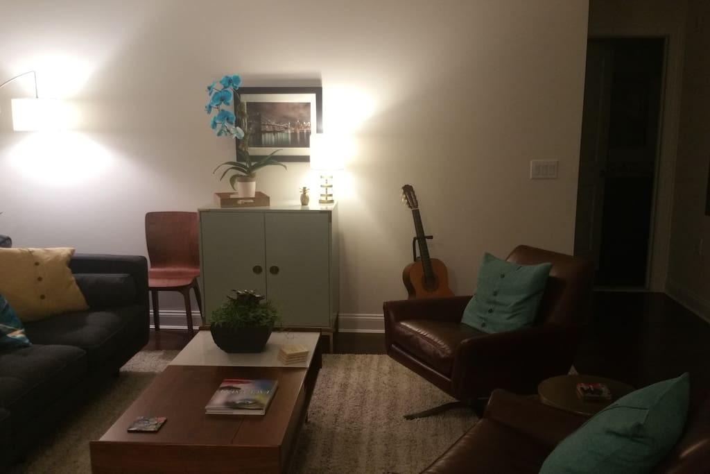Common living room