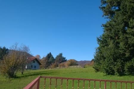 Pace e relax nelle valli dei monti Liguri - Casella