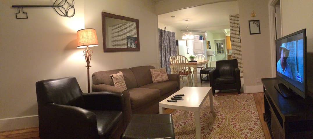 Fabulous Apartment in MetrowestArea-Near Umass Med - Shrewsbury - House