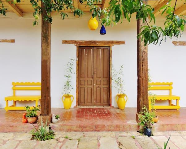 """""""Casa de los Corazones"""" - VEGETAL - San Cristóbal de las Casas - Huis"""