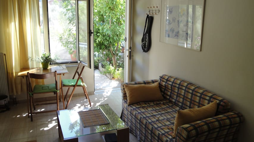 Lemon Tree Studio - Mitilene - Apartamento