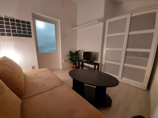 Nice and comfy little apartment with garden