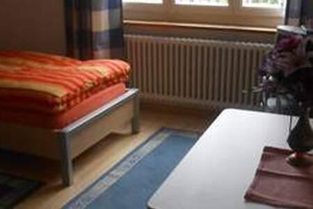 Studio im historischen Dorfzentrum von Schwyz