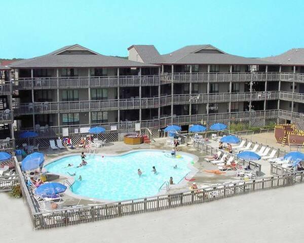 Outer Banks Beach Club II - Kill Devil Hills - Condominium