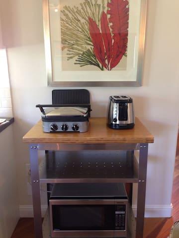 Panini grill // Toaster