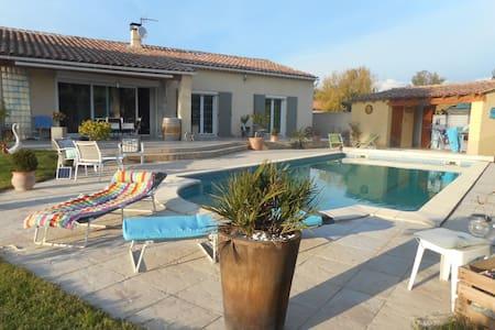 belle chambre d'hôte en Provence - Aubignan
