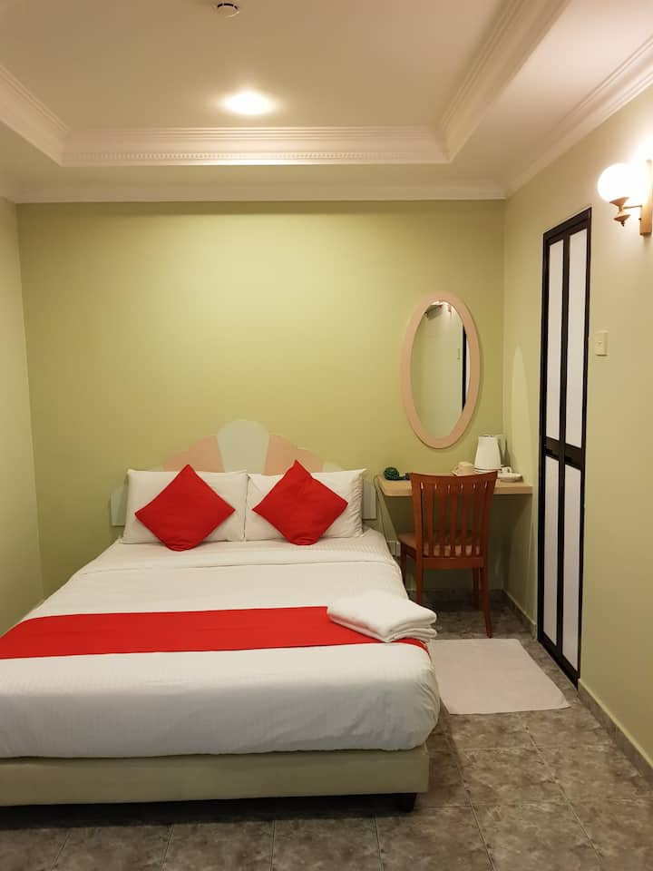 22/ Clean & Quiet Hotel Room  (We are SG Clean)