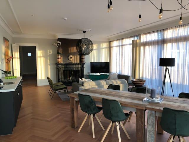 Penthouse | Hotel de Leijhof Oisterwijk