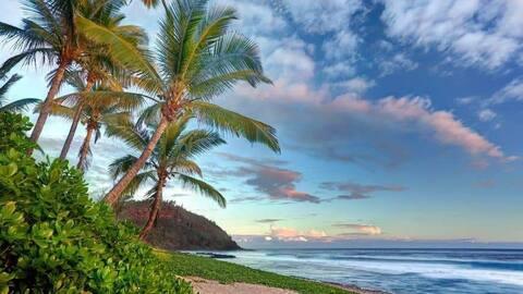 Вилла Creole Alamanda рядом с пляжем Гранд-Анс