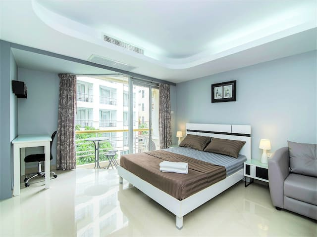 Hua Hin Soi 7  - Double Bed Room