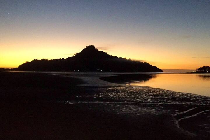 Home away from home in Tairua