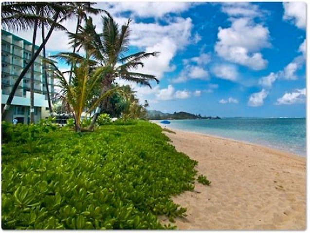 Beachfront Cottage R4
