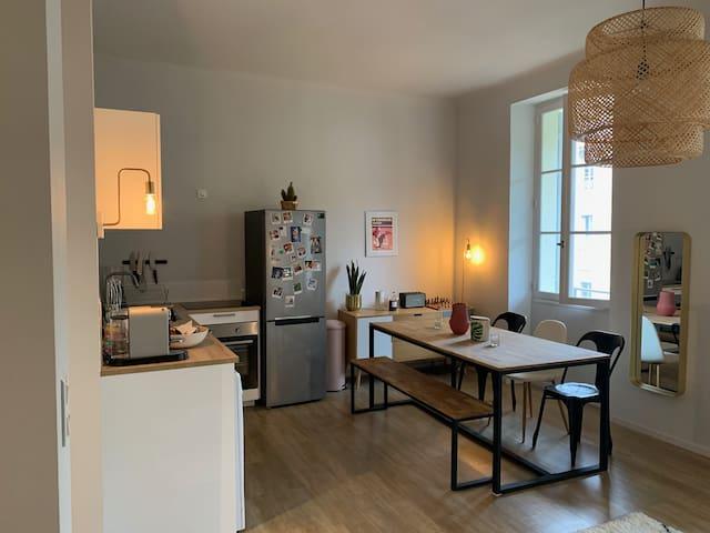 Superbe appartement neuf à 150 m de la plage 7ème