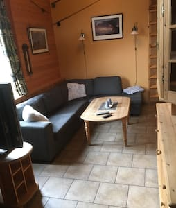 Nice apartment by the Sognefjord - Vik - 别墅