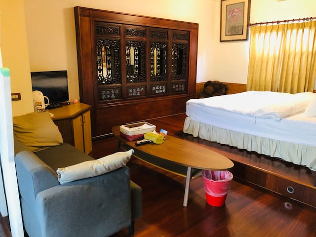 Shui Tien Yi Artists B & B