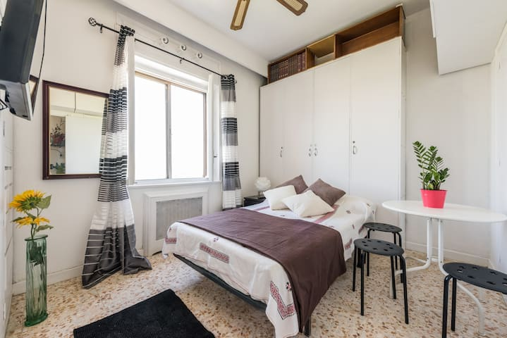 Fantástico apartamento con vistas en Madrid Río - Madrid - Apartment