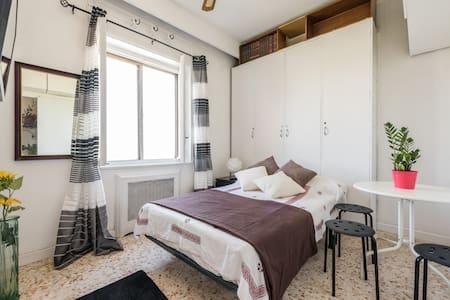 Fantástico apartamento con vistas en Madrid Río - Madryd - Apartament