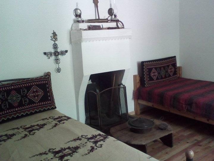Πέτρινη κατοικία στο Βρυσοχώρι Ζαγοροχώρια