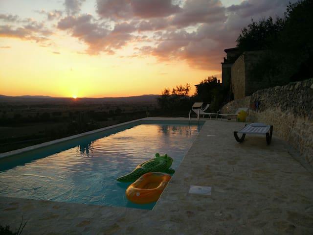 Casa Upupa. Bellezza e relax nel cuore dell'Umbria