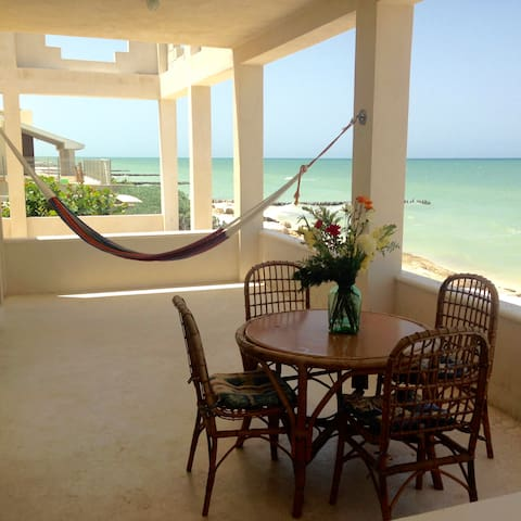 Deco Beach Club - Villa # 1 - Beach with Style! - Chelem