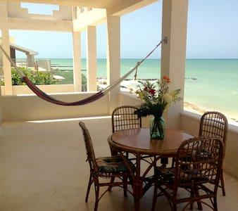 Deco Beach Club - Villa # 1 - Beach with Style! - Chelem - コンドミニアム
