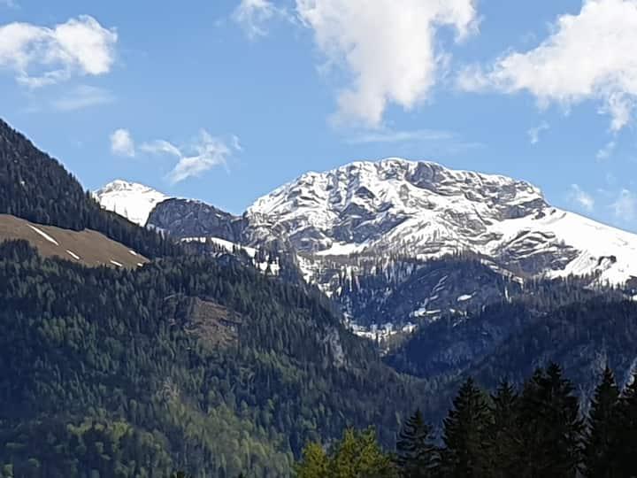 Schönau am Königssee, Ferienwohnung Sorgenfrei