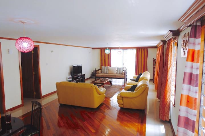 A home away from home - Nairobi - Apartament