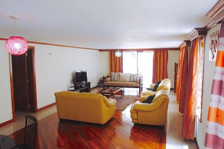 A home away from home - Nairobi - Wohnung