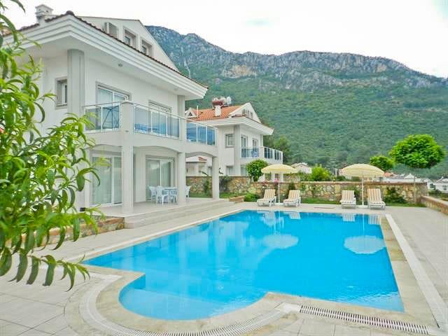 OVC – 01 Villa Elite Doğa Manzaralı - Fethiye - House