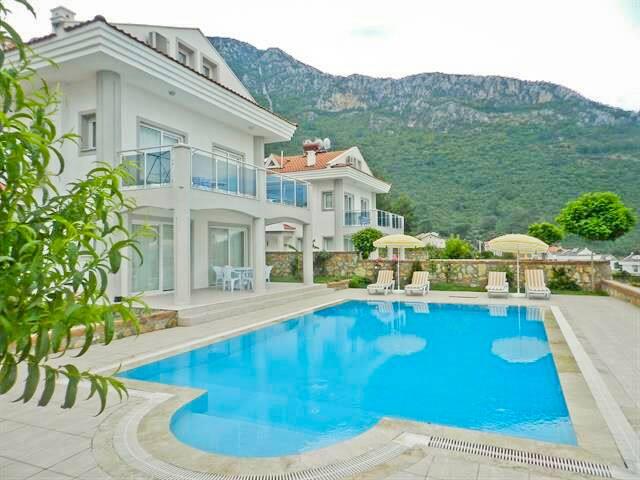 OVC – 01 Villa Elite Doğa Manzaralı - Fethiye - Hus