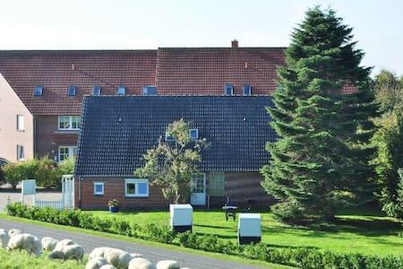 FeWo DIREKT am DEICH - gern mit Hund :) - Wangerland - 公寓