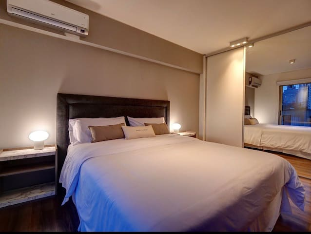 Imperdible dpto. Confort. Amenities. Palermo Holly