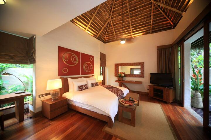 The Banjaran Hotsprings Retreat-Garden Villa