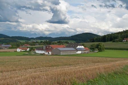 Urlaub auf dem Bauernhof in Bayern - Eschlkam