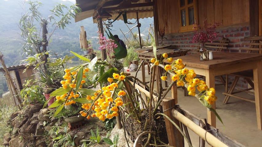 Double room in the Sapa mountain - Thành phố Lào Cai - House
