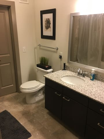 Cool new Apartment w/ great access to everything - San Antonio - Apartment