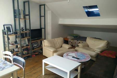 Charmant loft calme et confortable proche de tout - Lyon - Loft
