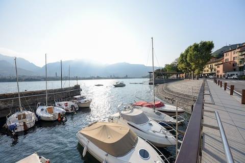 Sunny Lake apartment-Malgrate