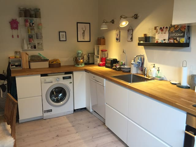 a new kitchen with everything you need