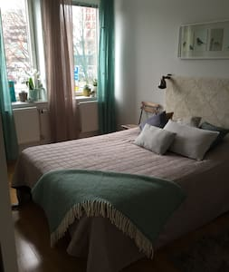 2 room apartment, 10 min to City! - Solna - Pis