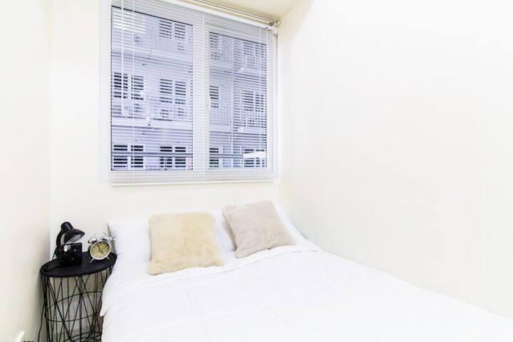 the best cozy studio unit for 2 - malate manila - Manila - Condominium