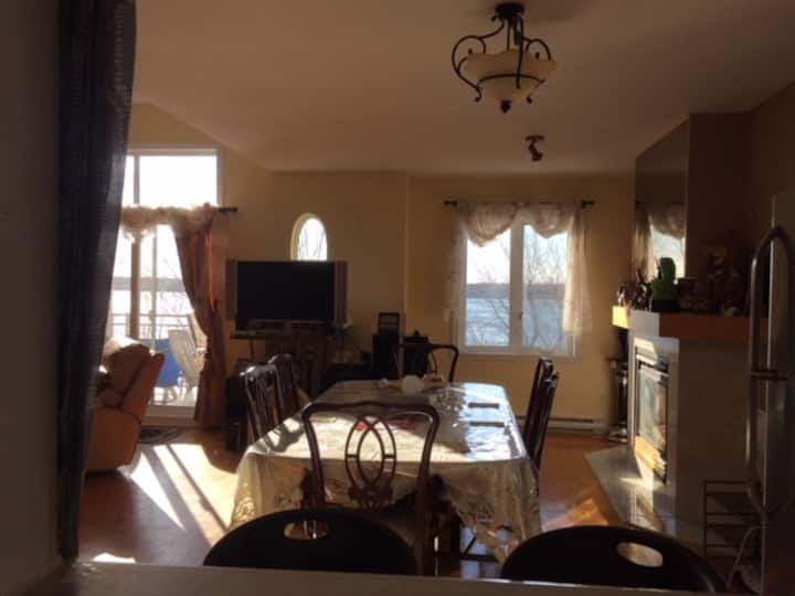 Montreal 2BDR WaterFront 8Min Centre 13Min Airport