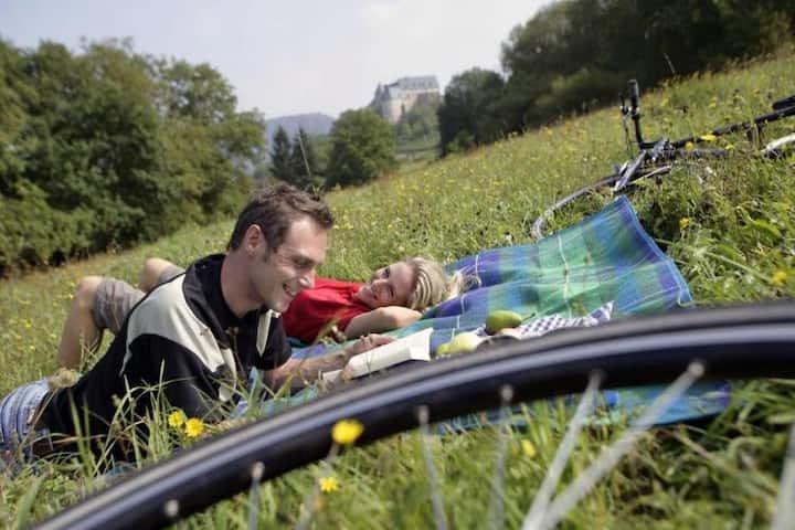 Fijne en ruime vakantiewoning in Duitsland