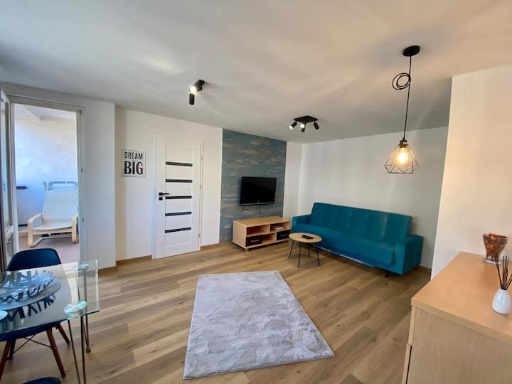 Poznan City Apartment Wilda center